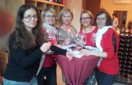 Ochutnávka vína v OpenWein